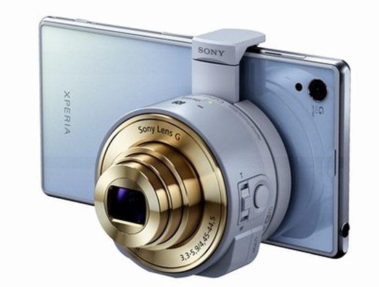 索尼镜头式相机