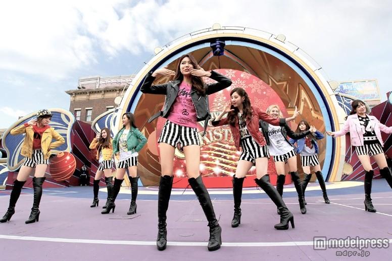 少女时代在大阪热歌劲舞引爆沸点 日本频道