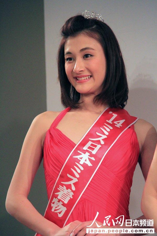 【高清】2014年度日本小姐出炉
