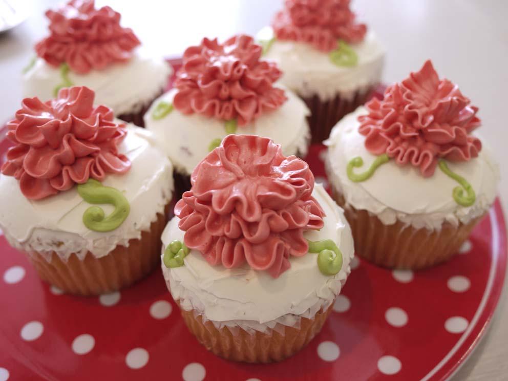 康乃馨造型蛋糕