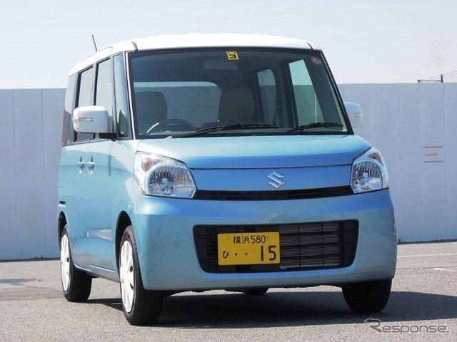铃木spacia车型