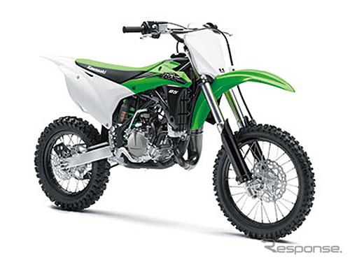 川崎将发售越野摩托车kx系列的2015年款车型【2】