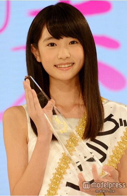 12岁日本少女图_日本国民美少女大赛揭晓 12岁初中生夺冠(高清)