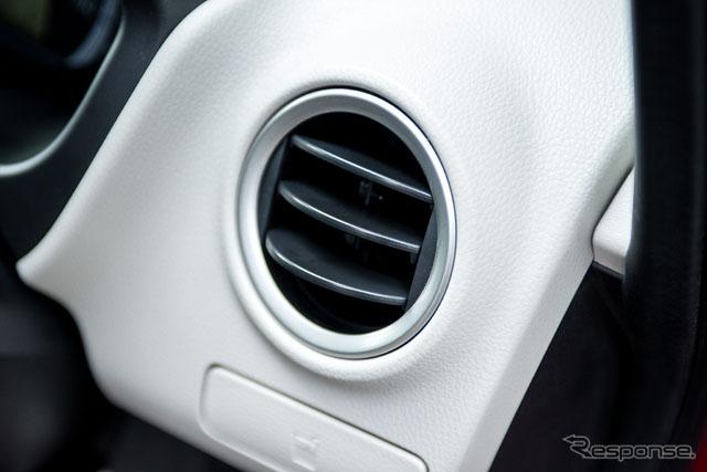 三菱面包车ek wagon和ek custom引进电池助手每升油行驶30公里【9】
