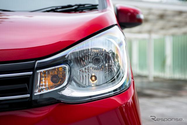三菱面包车ek wagon和ek custom引进电池助手每升油行驶30公里【11】