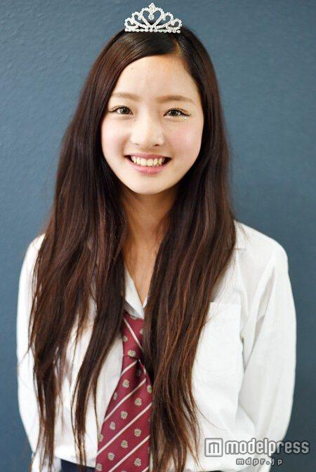 """日本关东地区最可爱的黑发女高中生谈""""可爱""""秘诀"""