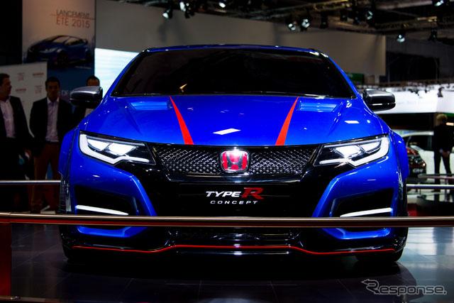 "本田""civic type r concept""最新车型更加突出越野性【2】"