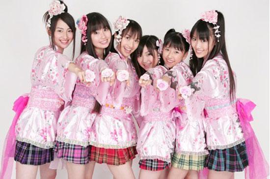 演唱号召力哪家强?桃色幸运草超过AKB48领视频总决赛图片