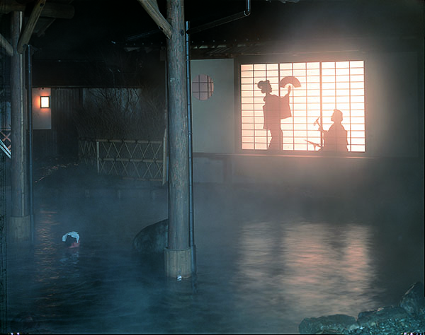 福岛县·Spa Resort Hawaiians温泉度假村观赏皮影戏