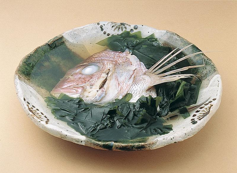 德岛县美食·鸣门鲷鱼(鲷鱼汤)(德岛县上海事务所供图)