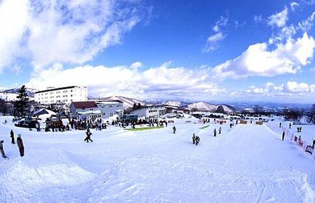 宫城县冰雪公园·澄川Snow Park