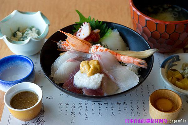 长崎市的海鲜饭(长崎县供图)