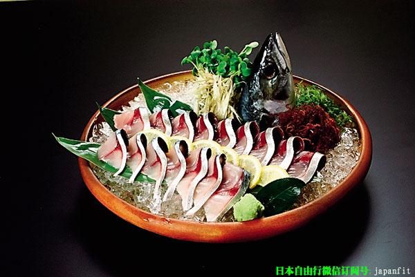 长崎鲜鱼··松浦市鲭鱼(长崎县供图)
