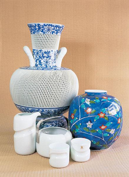 波佐见陶瓷(长崎县供图)