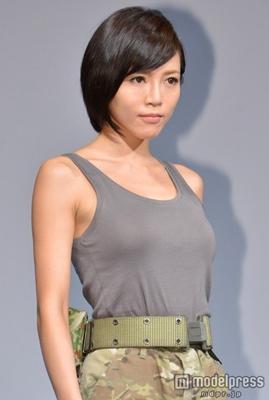 拥有理想身材的日本女星大排名 深田恭子、绫