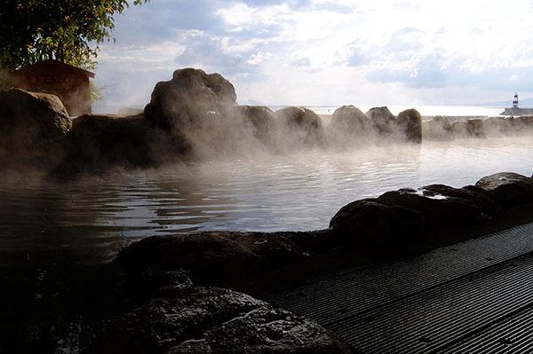 岛原温泉(资料图)
