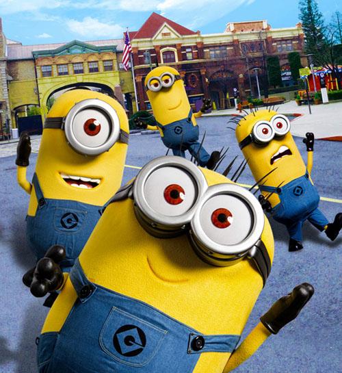 日本大阪环球影城将开设小黄人主题区
