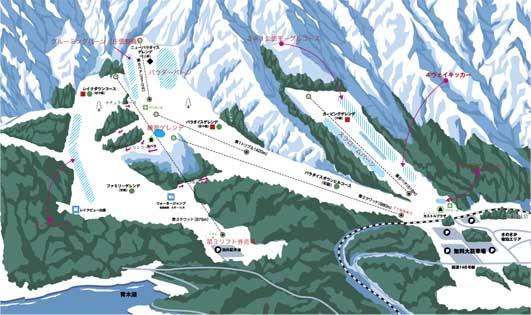 六码复式三中三:【日本长野滑雪旅游】插上冬奥会翅膀图片