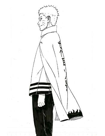 《火影忍者》新篇4月连载 鸣人佐助的后代登场【2】