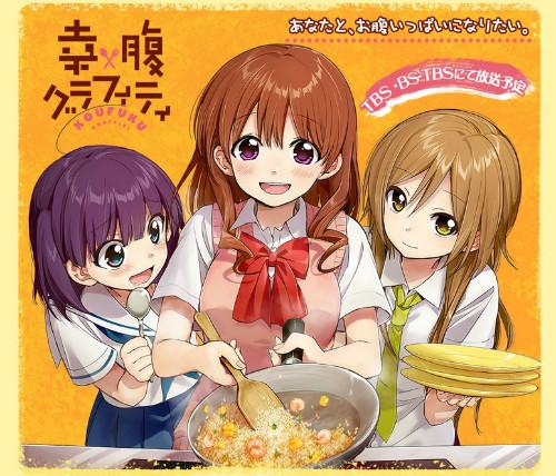 【吃货】最适合女生的可爱美食漫画top7【5】