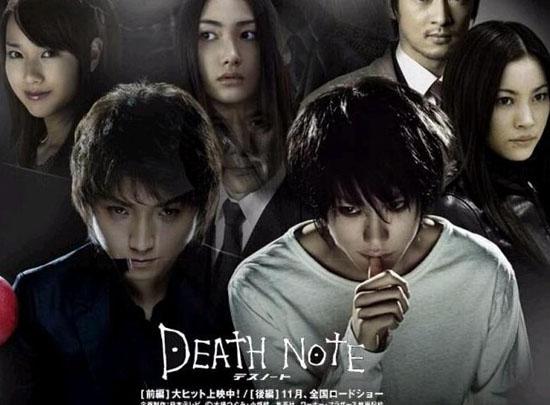 日本人气笔记《死亡漫画》将推电视剧版裘医漫画图片