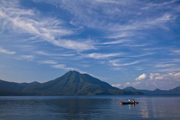 【北海道旅游】日本最北端的不冻湖:支笏湖