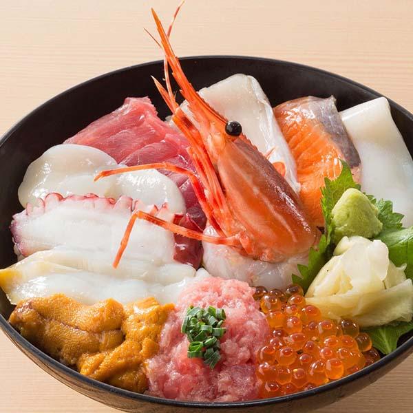 日本旅游·北海道旅游美食:海鲜盖饭