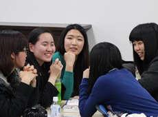 中日大学生自发举办交流访问活动