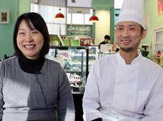 日本甜点师 森田峻亮