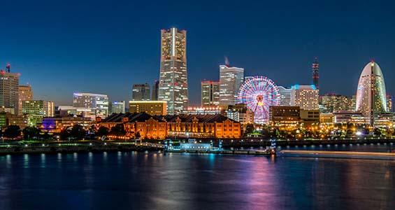 港口?夜景?中华街?   是的,这些初印象都没错,都是横滨的代表词图片