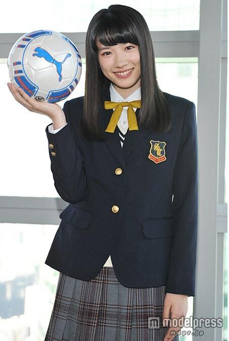堀北真希、新垣结衣的子弟新任日本高中生足球大赛应援司理出炉