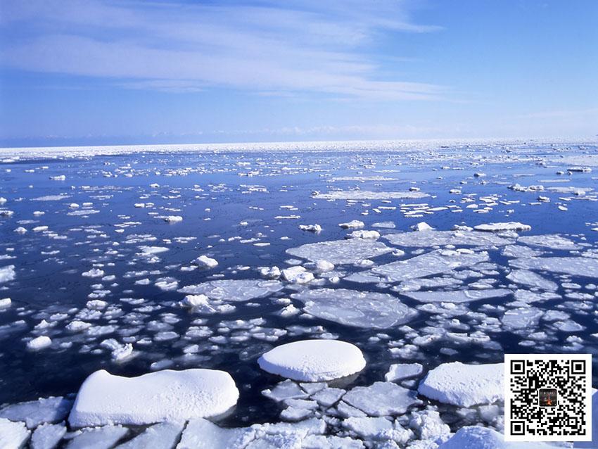 日本旅游:只有在北海道才有的项目·流冰体验