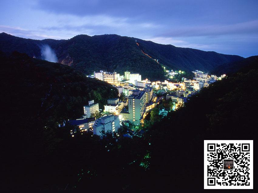日本旅游北海道自由行:登别温泉的古老与神秘