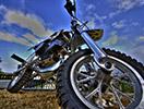日系摩托车