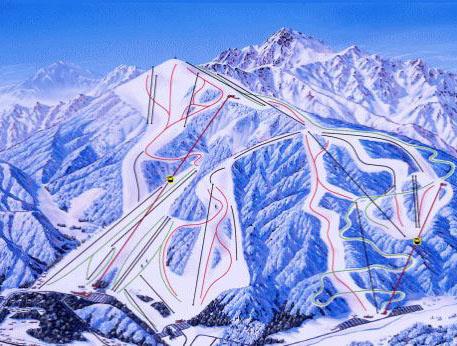 长野滑雪攻略