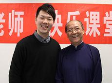 北京语言大学大四学生 西田聪