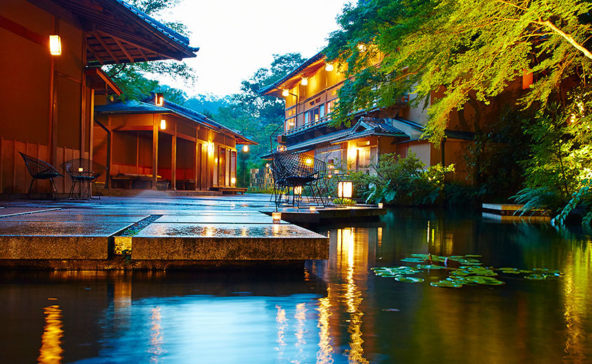 一期一会的日本旅馆