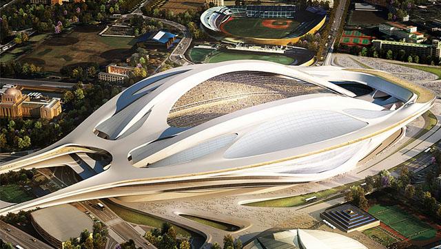 建筑设计师扎哈 哈迪德因心脏疾病於3月31日在美国迈阿密一间医院去世