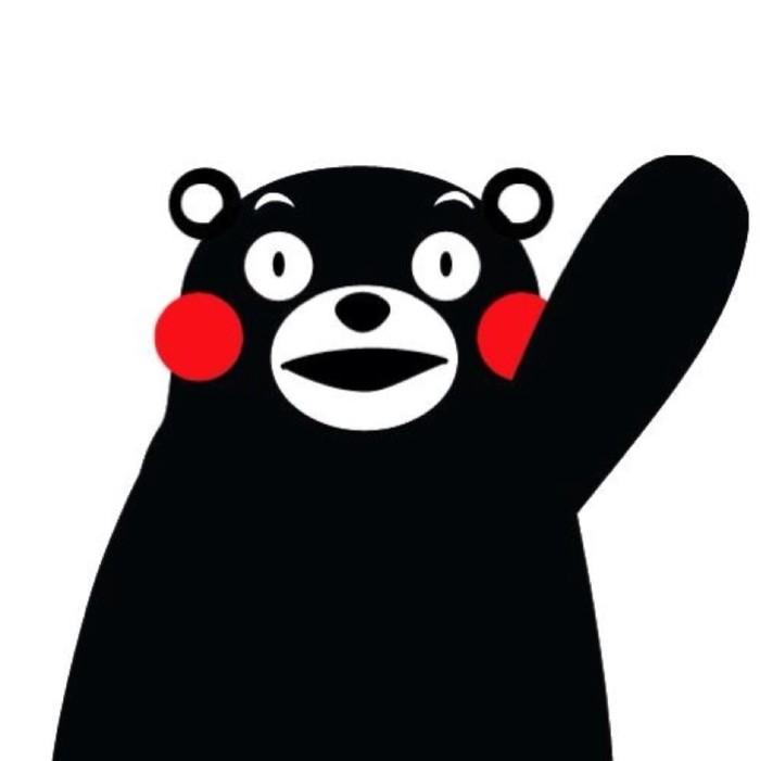 """熊本县吉祥物""""熊本熊""""恢复宣传活动 慰问地震灾区"""