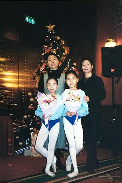 【中国人北京梦】旅居日本的芭蕾舞老师竹田美女功软骨图片