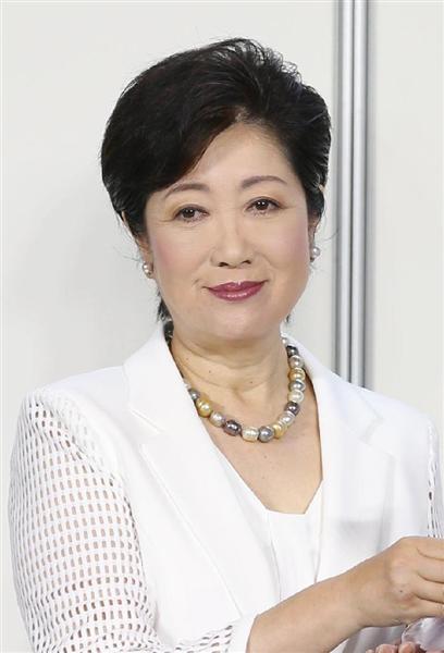 小池百合子当选新东京都知事_表明不参加里约奥运开幕式