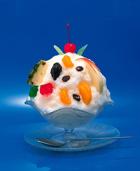 日本旅游九州自由行·鹿儿岛美食:白熊刨冰