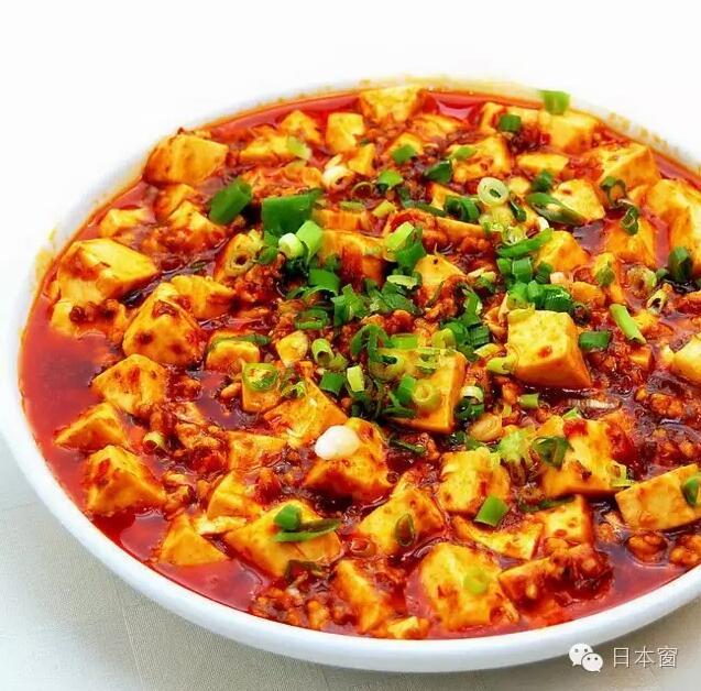 日本人评选最豆腐10大中华料理麻婆美味居榜马路寺新美食右图片