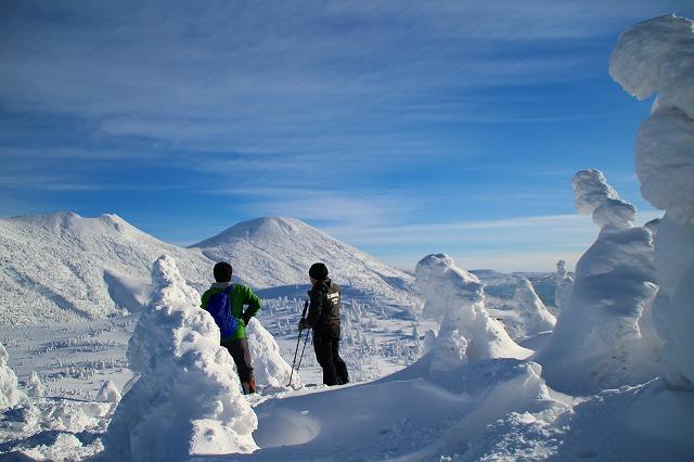 日本滑雪攻微(青森篇)·日本正西北滑雪哪男去 多