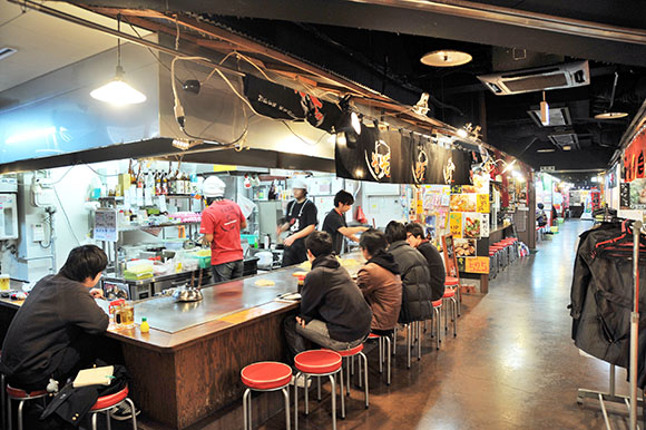日本旅游广岛美食:时间美食缤纷什锦五洲煎饼v美食图片