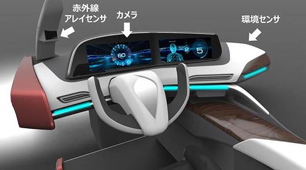 日本松下研发出能防止司机打瞌睡的AI技术