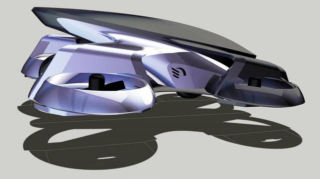 """为迎接东京奥运会 日本技术团体加速开发""""飞行汽车"""""""