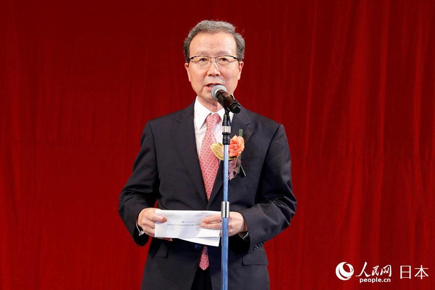 日本华人团体与在日中国企业协会共同举办国庆68周年庆祝晚会