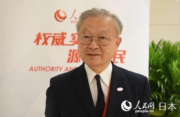 【专访】冲村宪树:一带一路向世界展示更加开放的中国