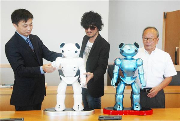 日本群马开发出保育机器人VIVO 可协助跟踪幼儿身体状况